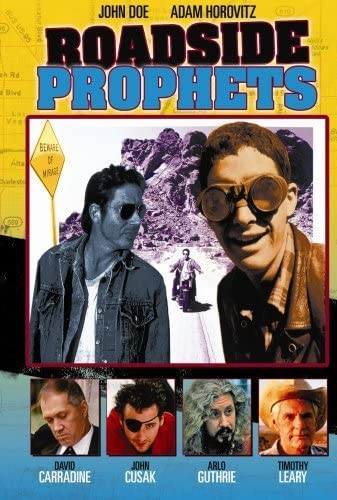 Roadside Prophets (1992) (DVD) mkv