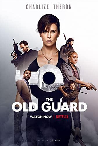 The Old Guard 2020 NF WEB-DL DD5 1 x264-CMRG[TGx]
