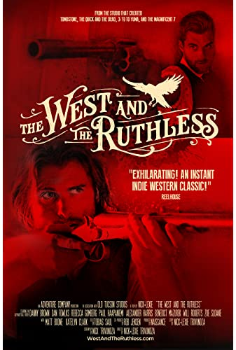 The West and the Ruthless 2017 1080p WEBRip x265-RARBG