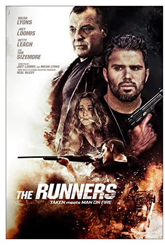 The Runners 2020 1080p WEBRip x264-RARBG