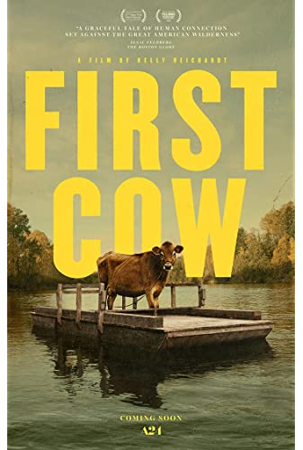 First Cow 2019 WEB-DL XviD AC3-FGT