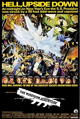 The Poseidon Adventure 1972 1080p BluRay x265-RARBG