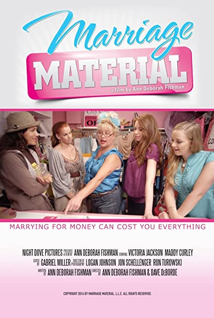 Marriage Material (2014) 720p WEBRip X264 Solar