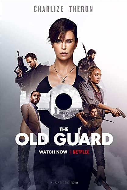 The Old Guard 2020 1080p NF WEBRip 1400MB DD5 1 x264-GalaxyRG