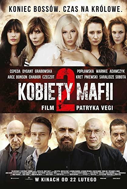 Women of Mafia 2 (2019) 720p BRRip Hindi-Dub Dual-Audio x264