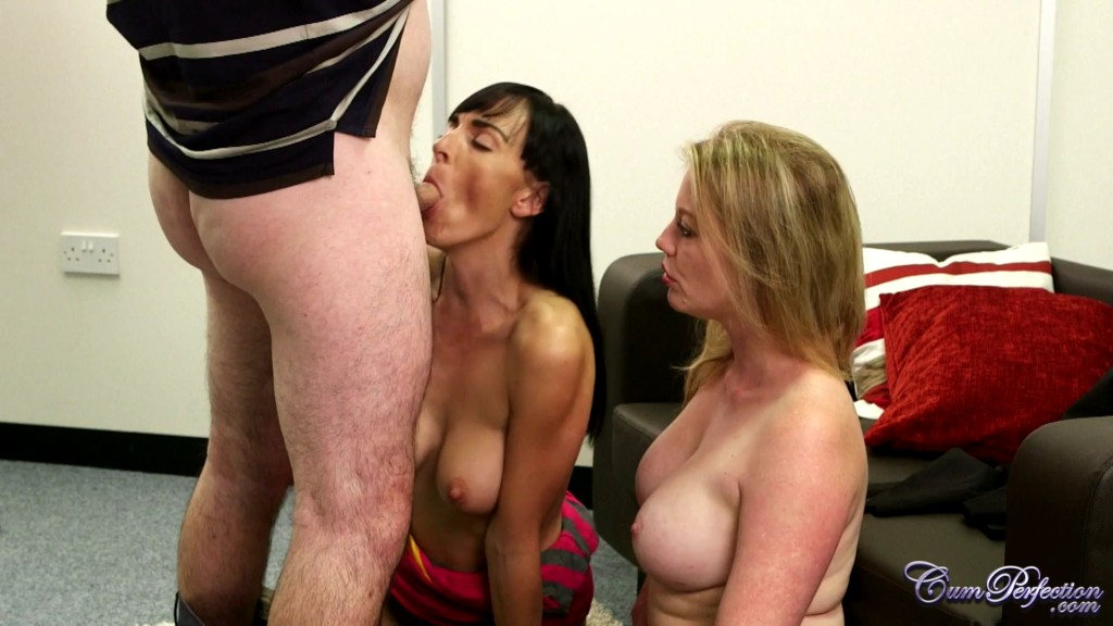 CumPerfection 20 07 16 Franki Rider And Holly Kiss Fight For Cum XXX 1080p MP4-KTR