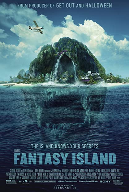 Fantasy Island (2020) UNRATED 1080p BluRay 10bit HEVC x265 Hindi DD 5 1 + E ...
