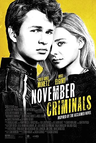 November Criminals (2017) [720p] [BluRay] [YTS MX]