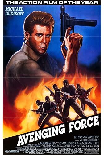 Avenging Force 1986 [720p] [BluRay] YIFY