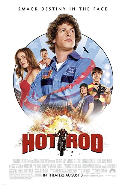 Hot Rod 2007 720p BluRay HEVC x265 5 1 BONE