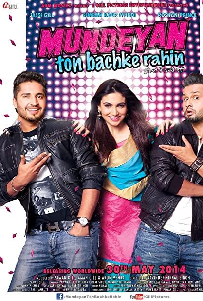 Mundeyan Ton Bachke Rahin (2014) Punjabi NF WEB-DL 1080p EAC-3 x264-ZeeBKin ...