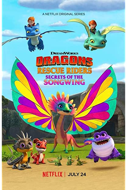 Dragons Rescue Riders Secrets Of The Songwing 2020 720p NF WEBRip 400MB x26 ...