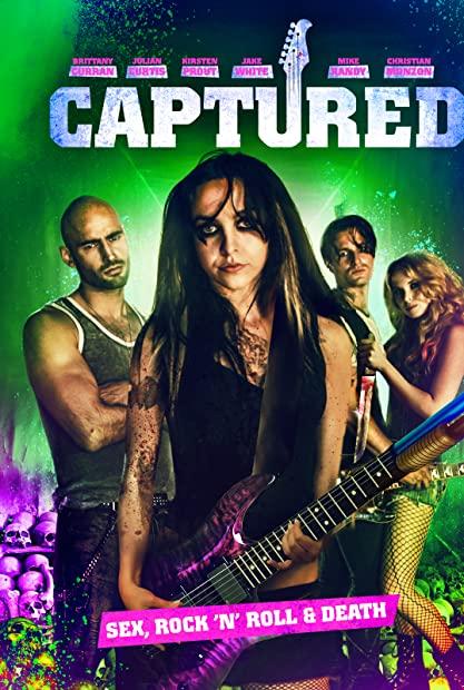 Captured (2020) 720p HDRip Hindi-Sub x264 - 1XBET