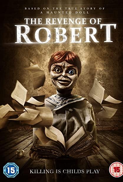 The Revenge Of Robert The Doll 2018 1080p BluRay x264-GETiT