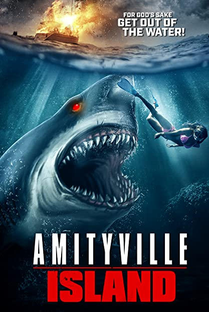 Amityville Island (2020) 720p HDRip Hindi-Dub Dual-Audio x264 - 1XBET