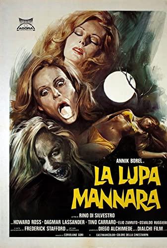Werewolf Woman (1976) [720p] [BluRay] [YTS MX]