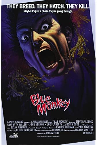 Blue Monkey 1987 [720p] [BluRay] YIFY