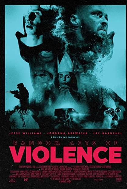 Random Acts Of Violence 2020 720p WEBRip 800MB x264-GalaxyRG