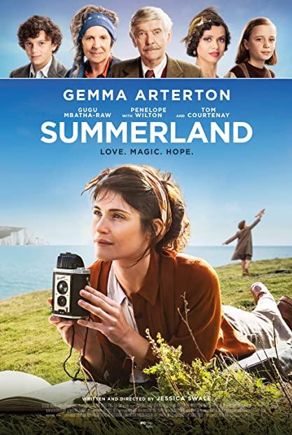 Summerland 2020 720p WEBRip 800MB x264-GalaxyRG