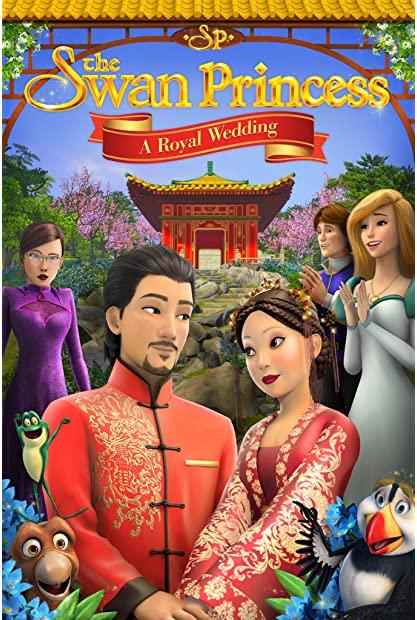 The Swan Princess A Royal Wedding 2020 1080p WEBRip 1400MB DD5 1 x264-GalaxyRG