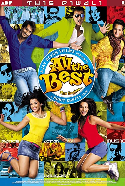 All the Best Fun Begins 2009 Hindi 1080p BluRay x264 DD 5 1 ESubs - LOKiHD - Telly