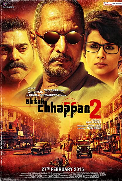 Ab Tak Chhappan 2 (2015) Hindi 720p AMZN WEBRip 970 MB AAC 2CH ESub x264 - Shadow (BonsaiHD)