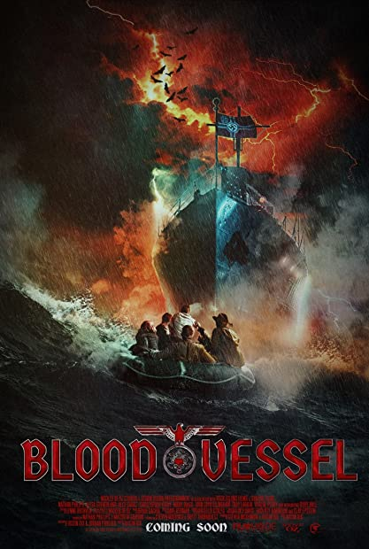Blood Vessel (2019) 720p HDRip Hindi-Sub x264 - 1XBET