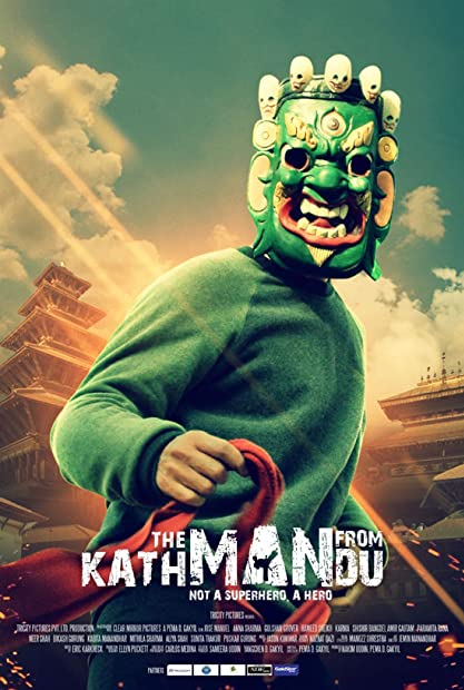 The Man From Kathmandu 2020 720p WEBRip 800MB x264-GalaxyRG