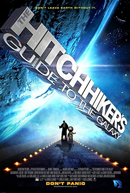 The Hitchhikers Guide to the Galaxy 2005 720p BluRay x264 BONE