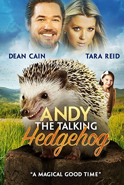 Andy The Talking Hedgehog 2018 720p AMZN WEBRip 800MB x264-GalaxyRG