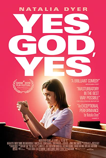 Yes, God, Yes (2019) 720p HDRip Hindi-Dub Dual-Audio x264