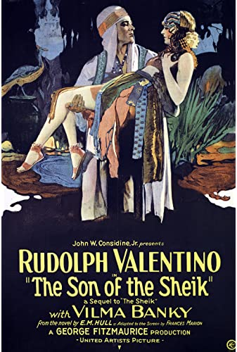 The Son of the Sheik 1926 BRRip XviD MP3-XVID