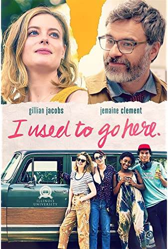 I Used To Go Here 2020 720p WEBRip X264 AAC 2 0-EVO