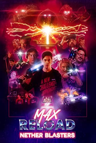 Max Reload and the Nether Blasters 2020 BDRip x264-WUTANG