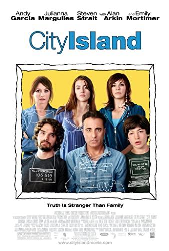 City Island 2009 720p BluRay x264-x0r