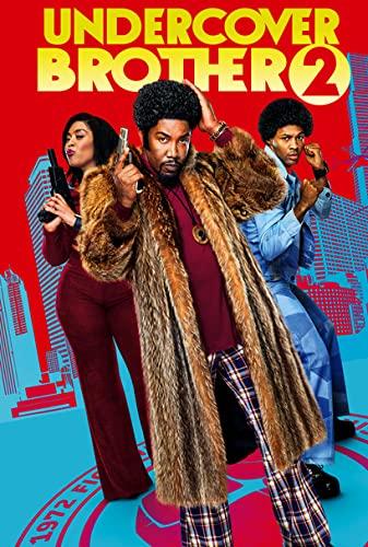 Undercover Brother 2 2019 720p BluRay H264 AAC-RARBG