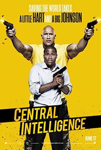 Central Intelligence (2016) [1080p] [BluRay] [YTS MX]