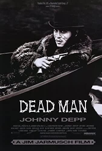 Dead Man 1995 REMASTERED BRRip XviD B4ND1T69