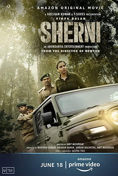 Sherni 2021 Hindi 720p AMZN WEBRip AAC 5 1 ESubs x264 - LOKiHD - Telly mkv