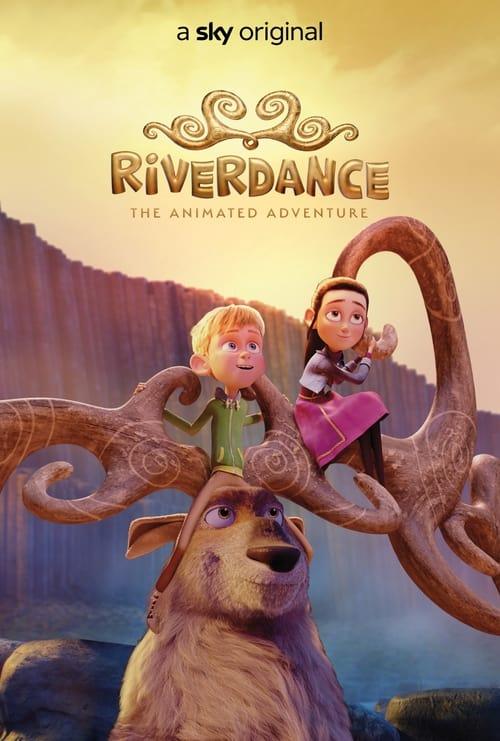 Riverdance The Animated Adventure 2021 1080p HDRip DD2 0 X 264-EVO [TD]