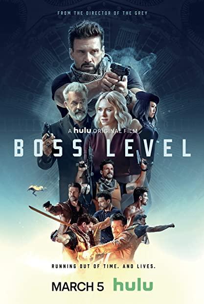 Boss Level (2021) Hindi Dub BDRip Saicord