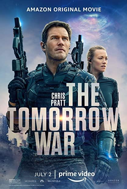 The Tomorrow War 2021 720p WEBRip 900MB x264-GalaxyRG