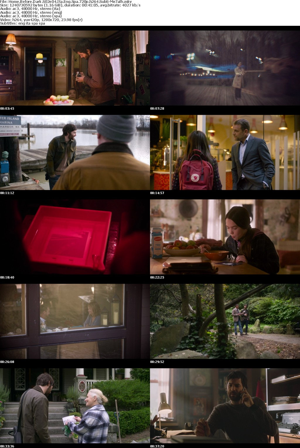 Home Before Dark S02e04 720p Ita Eng Spa SubS MirCrewRelease byMe7alh