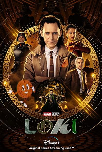Loki (2021) S01E05 DSNP (1080p H265 AAC) DRKHLM