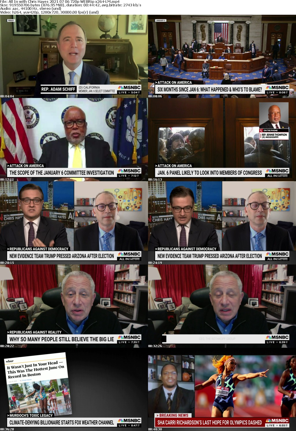All In with Chris Hayes 2021 07 06 720p WEBRip x264-LM