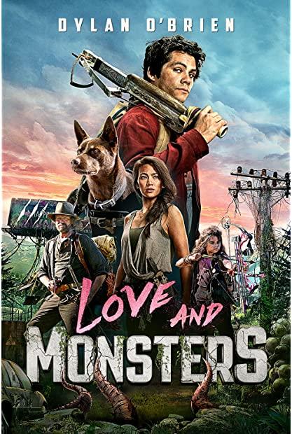 Love And Monsters (2020) Hindi Dub 1080p BDRip Saicord
