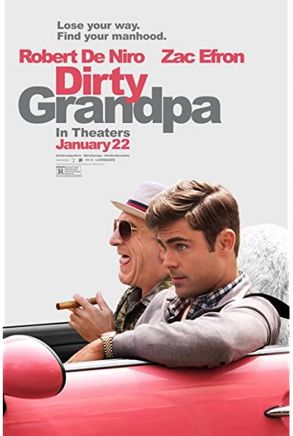 Dirty Grandpa 2016 1080P WebDL x264 DDP5 1 EN FR WildBrian