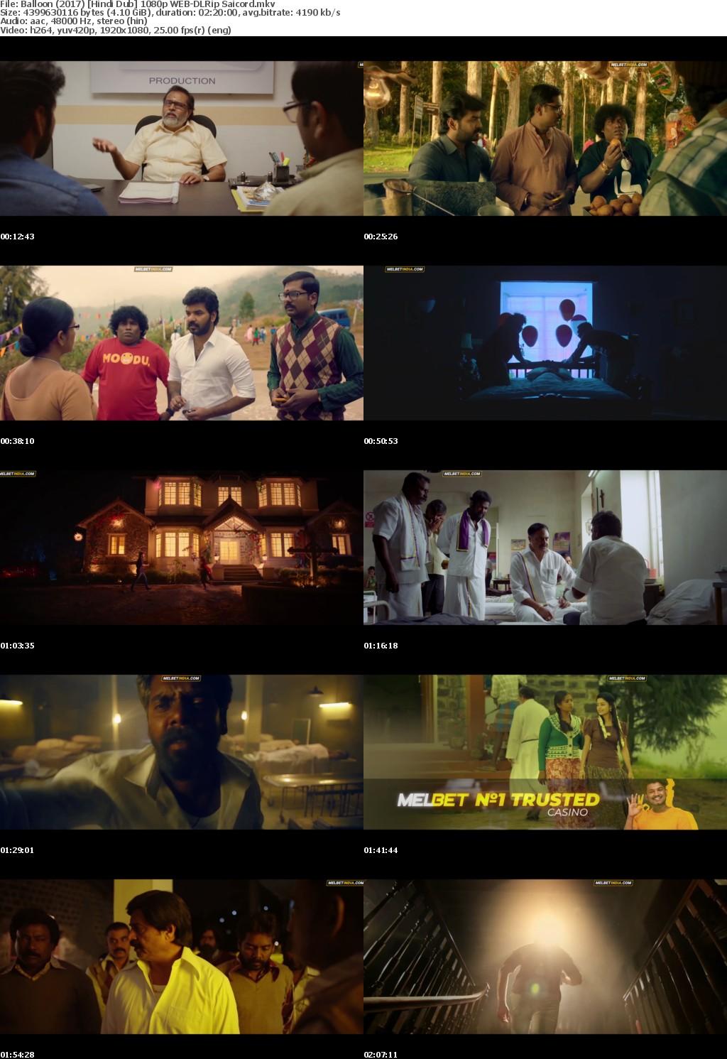 Balloon (2017) Hindi Dub 1080p WEB-DLRip Saicord
