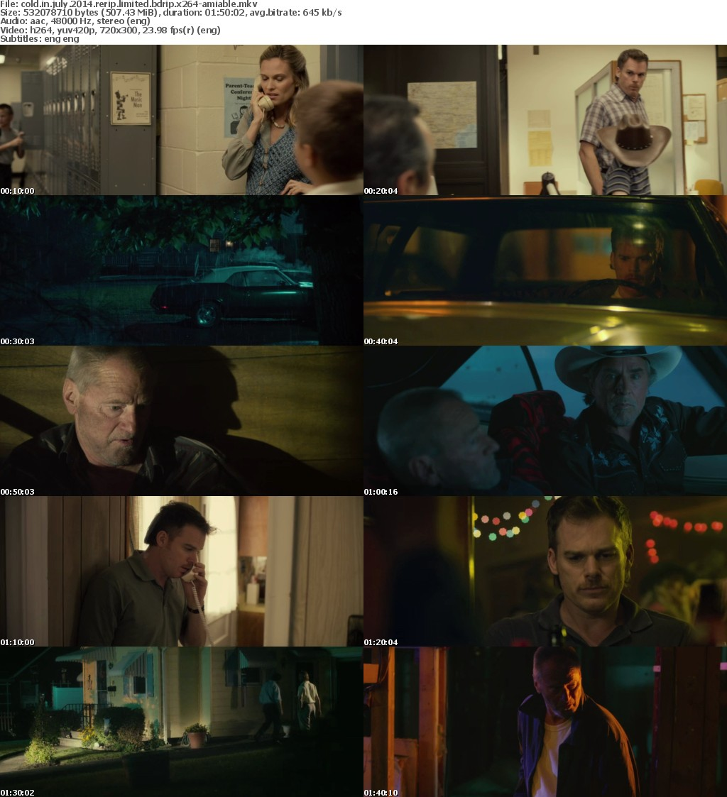 Cold in July 2014 RERIP LIMITED BDRip X264-AMIABLE