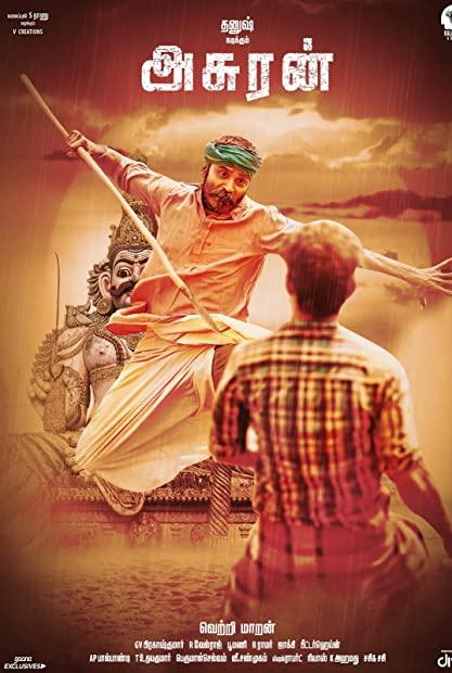 Asuran (2019) Hindi Dub 1080p WEB-DLRip Saicord